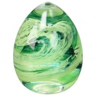 Blessings Green Paperweight