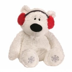 Blizzard Medium Bear Soft Toy