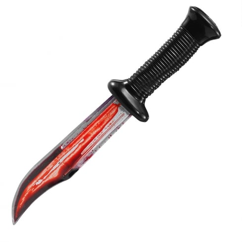 Bristol Novelty Blood Scream Knife