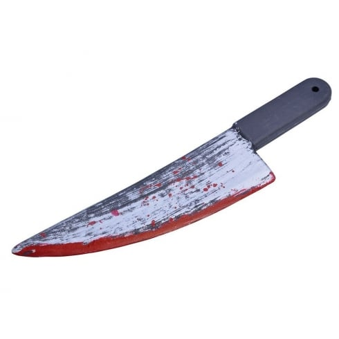 Bristol Novelty Blood Splattered Knife