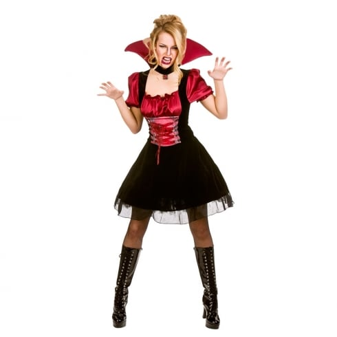 Wicked Costumes Bloodlust Vamp Extra Small