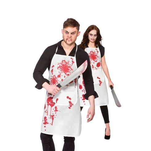 Wicked Costumes Bloody Butchers Apron