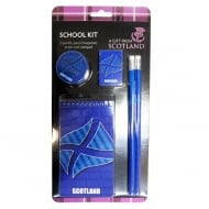 Blue Saltire School Kit