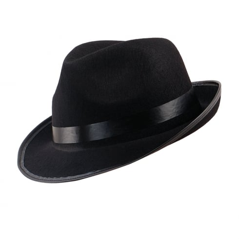 Bristol Novelty Blues Hat Black