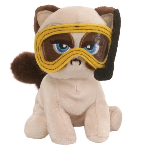 Gund Box O Grump Grumpy Cat Fishing