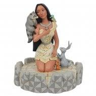 Brave Beauty Pocahontas Figurine