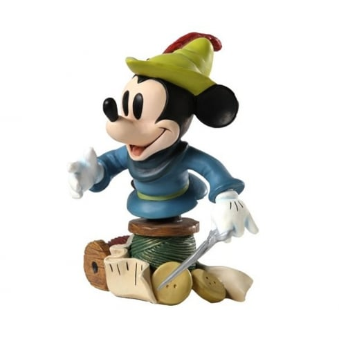 Grand Jester Studios Brave Little Tailor Mickey Mouse Bust Figurine