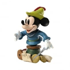 Brave Little Tailor Mickey Mouse Bust Figurine