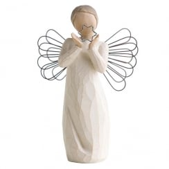 Bright Star Angel Figurine
