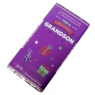 Brilliant Grandson Milk Chocolate Bar