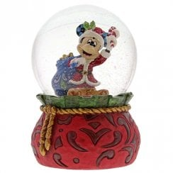 Bringing Holiday Cheer Mickey Waterball