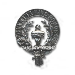 Buchanan Clan Crest Key Fob