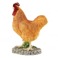 Buff Orpington Figurine
