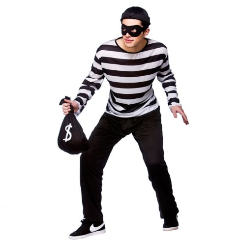 Wicked Costumes Burglar/Robber (XL)