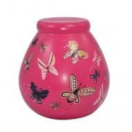Butterfly Money Pot