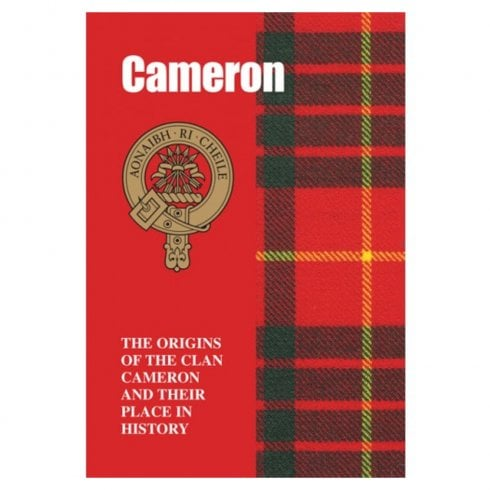 Lang Syne Publishers Ltd Cameron Clan Book