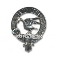 Campbell (of Cawdor) Clan Crest Key Fob