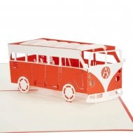 Campervan Pop Up Card