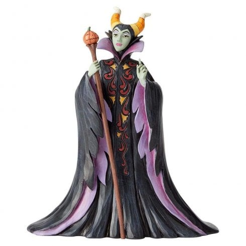 Disney Traditions Candy Curse Maleficent Figurine