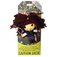 Captain Jack Voodoo Keyring