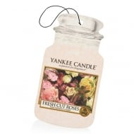 Car Jar Air Freshener Fresh Cut Roses