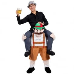 Carry Me - Bavarian Beer Guy Costume