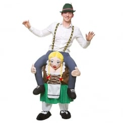 CARRY Me - Bavarian Girl Costume