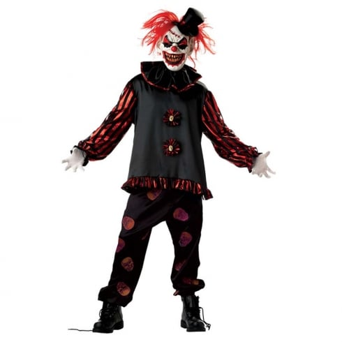 Fun World Carver the Killer Clown Costume Large