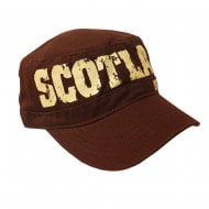 Castro Scotland Cap Brown