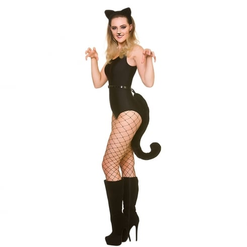 Wicked Costumes Cat Tail & Ears Set