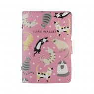 Cats Card Wallet