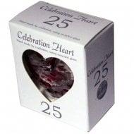 Celebration Heart - 25