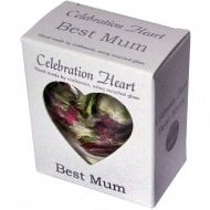Celebration Heart - Best Mum