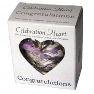 Celebration Heart - Congratulations