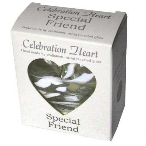 Milford Collection Celebration Heart - Special Friend