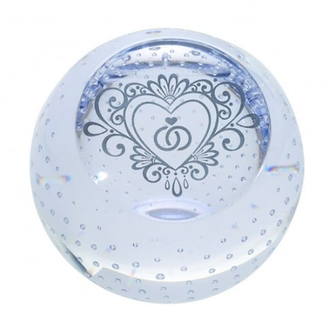 Caithness Glass Celebration Special Day Paperweight