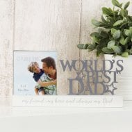 Celebrations Photo Frame 4x4 - Dad