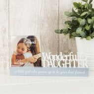 Celebrations Photo Frame 4x4 -Daughter