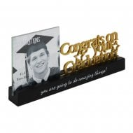 Celebrations Photo Frame 4x4 -Graduation