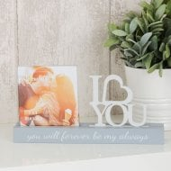 Celebrations Photo Frame 4x4 -I Love You