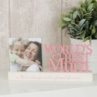 Celebrations Photo Frame 4x4 -Mum
