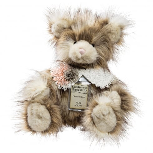 Silver Tag Bears Charlotte Limited Edition Bear