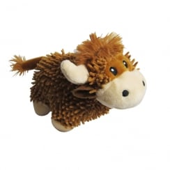 Chenille Coo Highland Cow Soft Toy