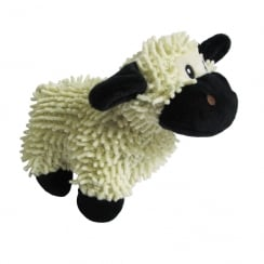 Chenille Sheep Soft Toy
