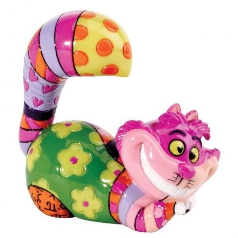 Disney By Britto Cheshire Cat Mini Figurine