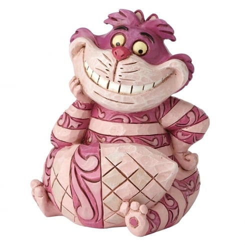Disney Traditions Cheshire Cat Mini Figurine