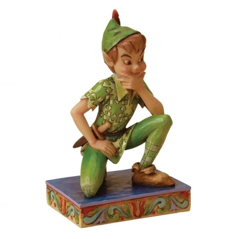 Disney Traditions Childhood Champion Peter Pan Figurine