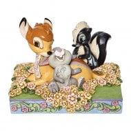 Childhood Friends Bambi Figurine