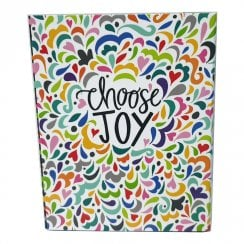 Choose Joy Pocket Notepad & Pen
