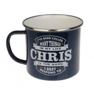 Chris Tin Mug 35